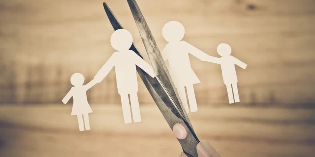 Scheidung der Eltern - Angsterfahrungen