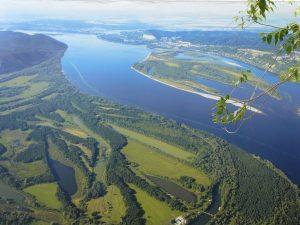 Die Wolga - Längster Fluss Europas