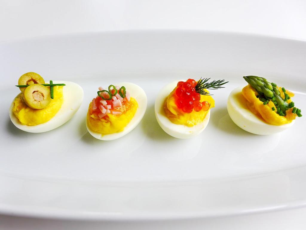 Eier zubereiten