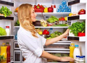 Kühlschränke obst gemüse