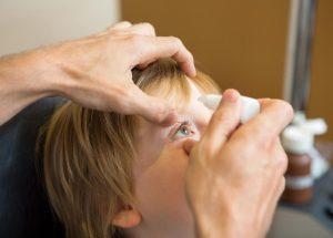 Kindern-Augentropfen