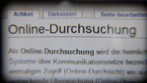 Online-Durchsuchung