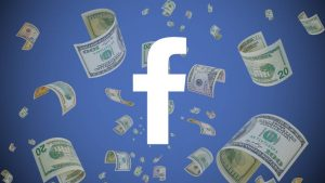 facebook geld