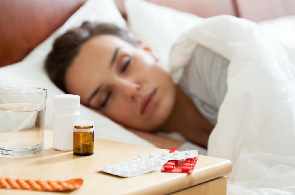 Die Unterschiede zwischen Grippe und Erkältung