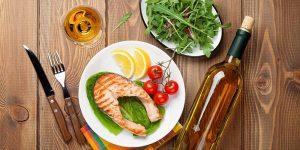 Welcher Wein passt zu Fisch