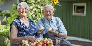 Verdauung im Alter