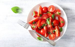 Gesunde Tomaten