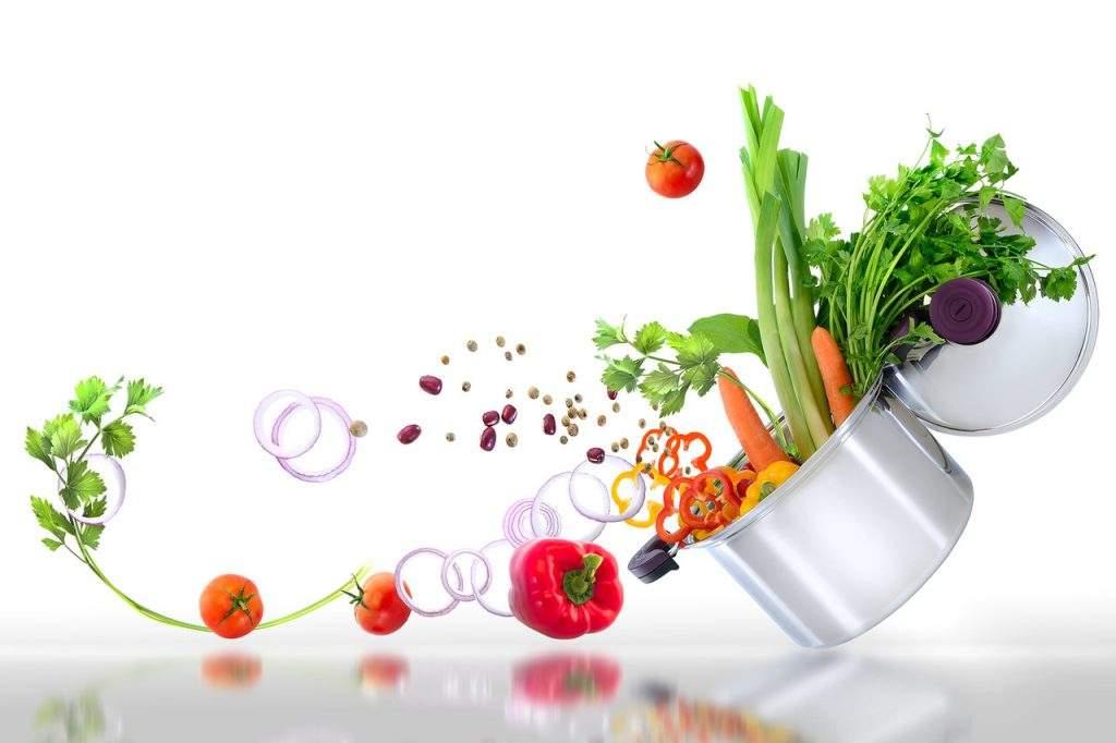 gesund Kochen