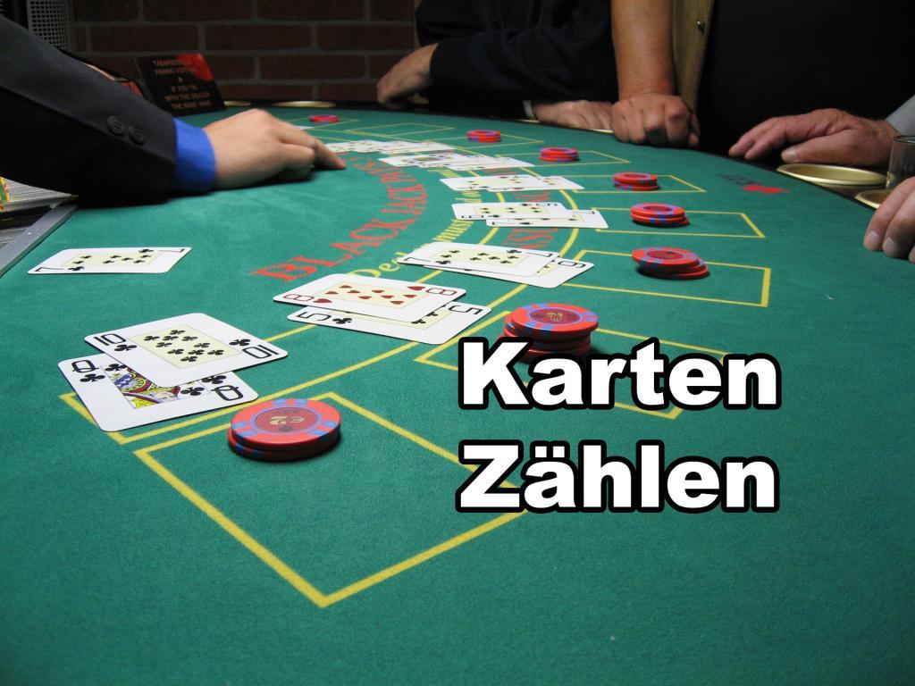 Kartenzählen Blackjack