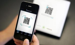 Mobile Tagging mit QR-Codes