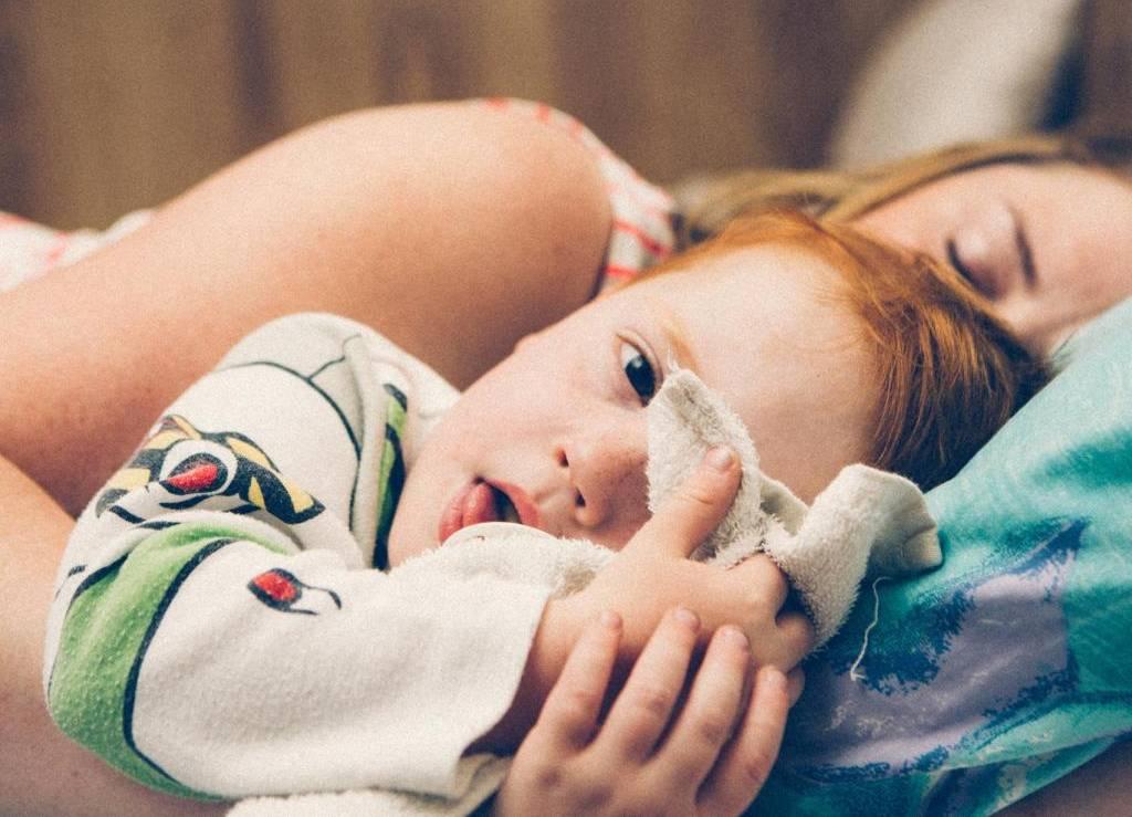 Kinder Schlafen Lernen