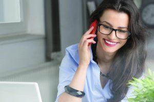 Kundenorientiertes Telefonieren