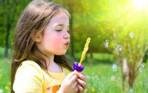 Asthma-Kinder