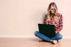Blog schreibt