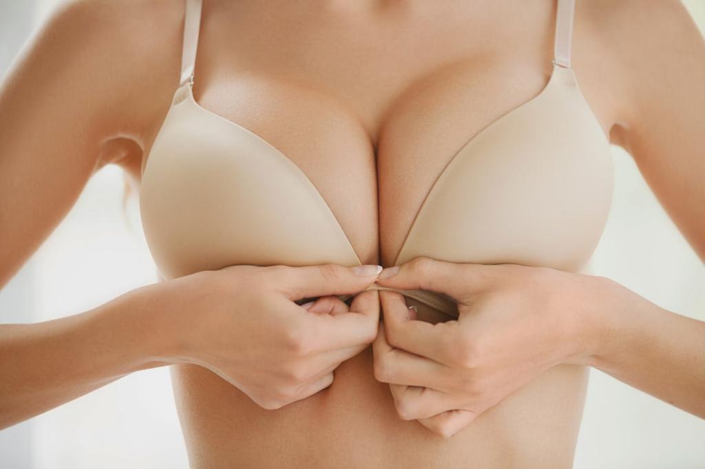 Die weibliche Brust – Für den einen Lust, für den anderen Frust ...