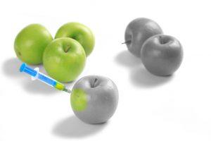 Gentechnik in Lebensmitteln