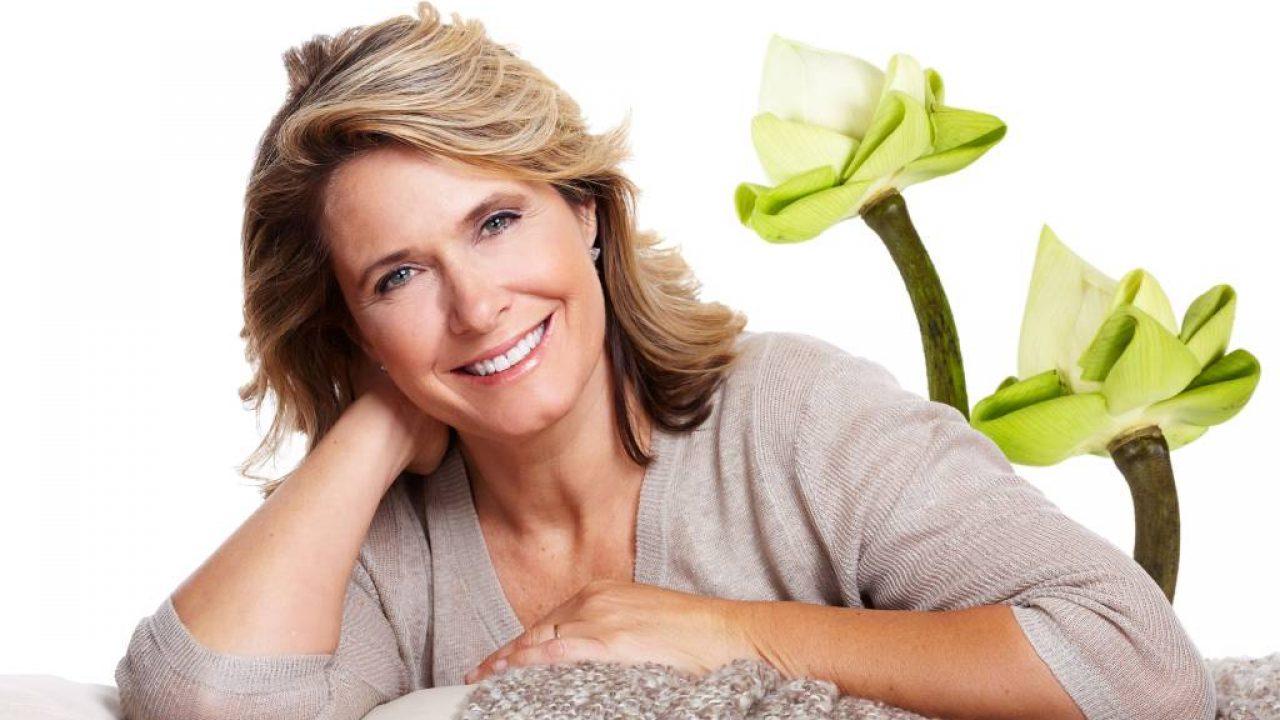 Hellrote blutung in der menopause