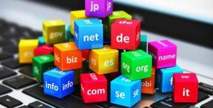 Internet domain
