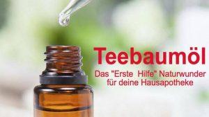 teebaumöl-hausapotheke