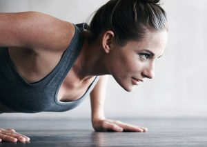 Fitness fördert die Karriere