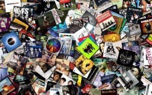 cd sammeln