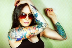 Das erste Tattoo