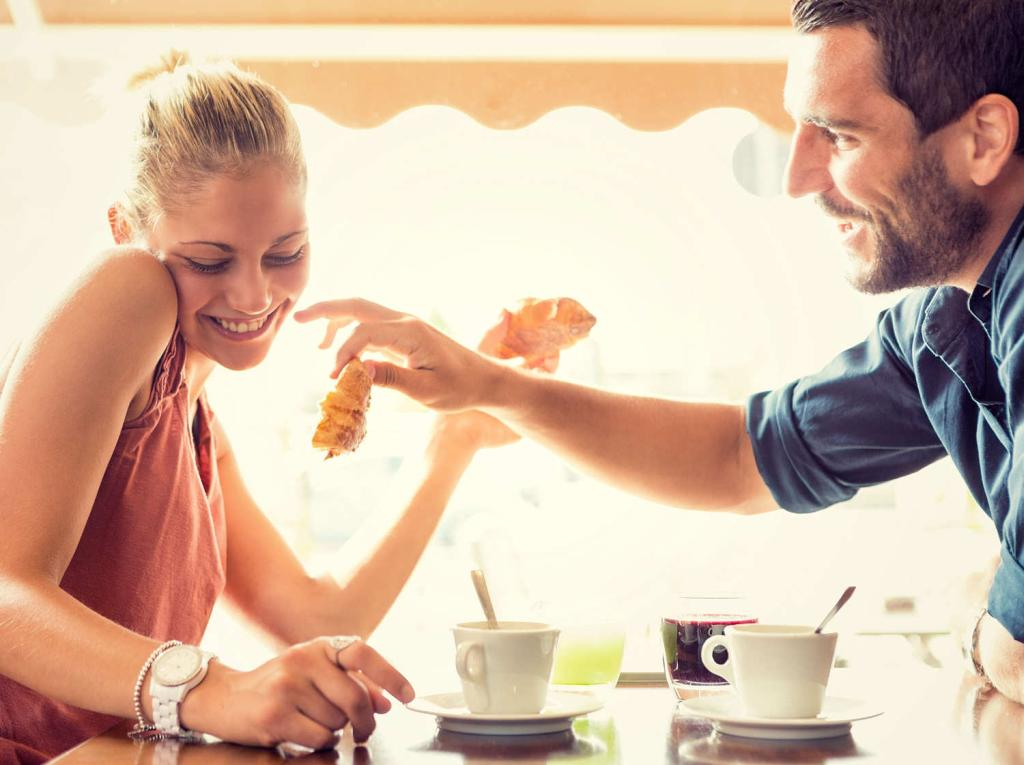 Flirten augenkontakt sekunden augenkontakt halten flirten