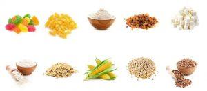 lebensmittel kohlenhydrate