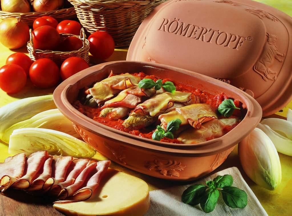 Wie Kocht Man Im Römertopf?