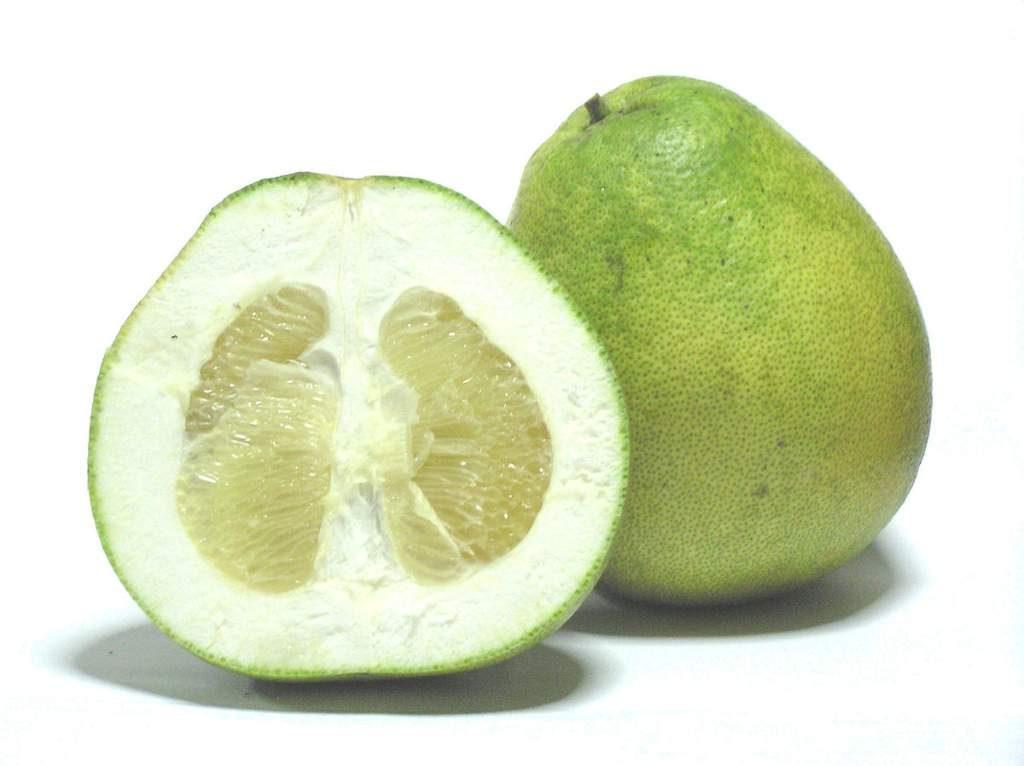 Pomelo Die Gößte Zitrusfrucht Der Welt Wie Funktioniertcom